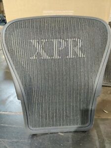 Herman Miller Aeron Replacement Chair Back Size C 3 Dots Large Size Back W Mesh