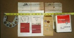 Nos Gm 62 71 Chevy Olds Pontiac Buick Generator Heat Sink Rectifier Diode Kit