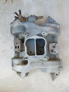 Edelbrock Performer Intake Manifold 2191 For Mopar 440 Used