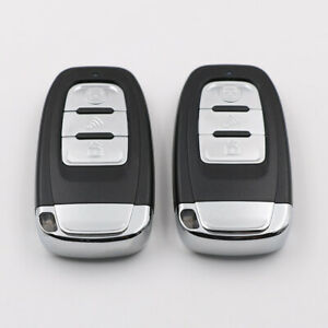 New Car Auto Alarm Keyless Entry 2 Way Remote Start Paging Security System