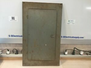 Walker Electric Co Panel Cover 100 200 Amp Nema 1 Surface Mount
