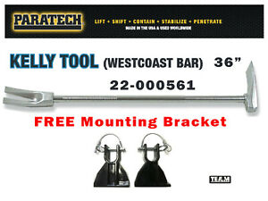 Paratech Halligan Style 36 Kelly Tool New Old Stock