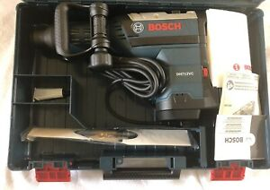Bosch Dh712vc Sds max Demolition Hammer New With Case