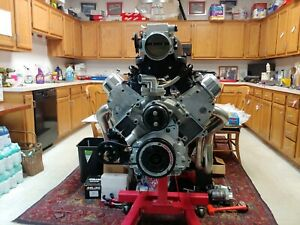 Chevrolet Ls7 Ls3 Race Or Restomod Engine 427 Cu In 802 Hp 8400 Rpm