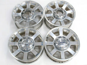 Oem 2007 2010 20 Ford F250 F350 Super Duty Factory Wheels Caps Tpms