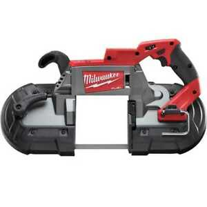 Milwaukee 2729s 20 M18 Fuel Deep Cut Dual trigger Band Saw tool Only New