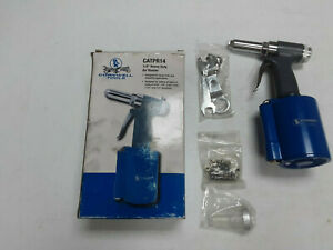 A T 21261 Cornwell Tools Catpr14 1 4 Heavy Duty Air Riveter