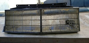 1981 1982 1983 Buick Regal Front Grille Used Ad 9231