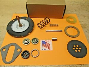 1957 To 1964 Ford Truck 302 332 V8 Fuel Pump Rebuild Kit For Modern Fuel Ac 4394