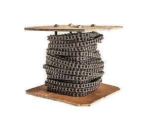 41 Ss Stainless Steel Roller Chain 100 Feet With 10 Connecting Link