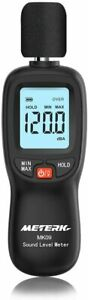Digital Sound Level Meter Range 30 130db a Noise