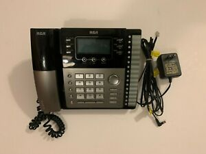 Rca Visys 4 line 25423re1 Business office Telephone
