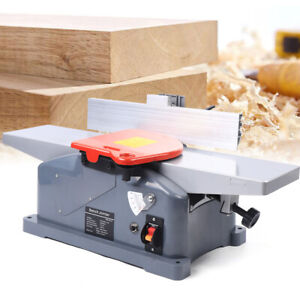 10a Benchtop Table Woodworking Cutting Planer Jointer Wood Working Jointers