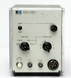Hp Keysight 8477a Calibrator For 432 series Power Meters