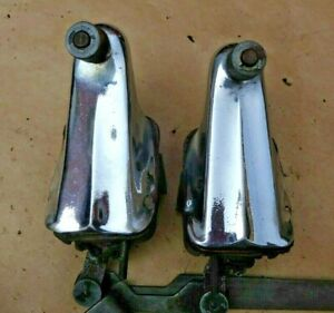 1946 1947 1948 Chevy Windshield Wiper Towers Original Gm Trico Pair Left Right