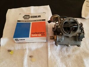 Carburetor For Rochester 2gc 2 Barrel Chevy Small Block Engines