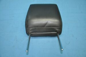 2005 Ford Mustang Coupe 4 0l 3 Front Right Seat Headrest Black Leather Skin Oem