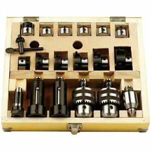 Ttc Mh0919 Accessory Set For 5 Diameter Tailstock Turret