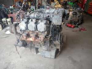 Deutz Bf6m1015c Turbo Diesel Engine Runner Bomag Crusher Bf6m1015 V6