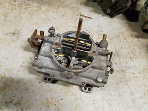 1963 1964 Chevy 409 425 Hp Carter Afb Car 3804s Rear Carb For 409 2x4 Cars Impa