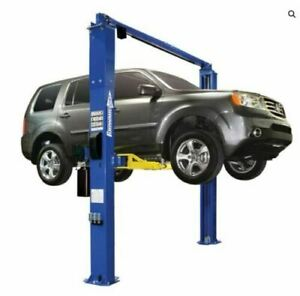 Forward I10 2 Post 10 000lb Bi Metric Lift W 3 Stage Front Arms