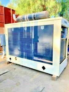 2001 Kohler Generator 150kw Natural Gas Model 150rzd With300 Gallon Propane Tank