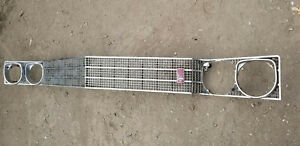 1966 Buick Electra 225 Front Grille Used Ad 9129
