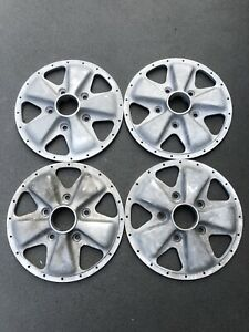 Three Piece Fuchs Wheels Centers Porsche Bbs Motorsport Race Racing 911 Rs Rsr
