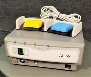 Atlas Arthrocare 10435 01 Controller W Aquiline Footswitch 971 swnom