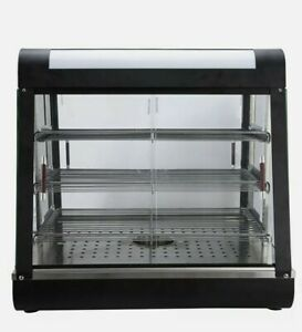 27 commercial Food Warmer Court Heat Food Pizza Display Warmer Local Pick up