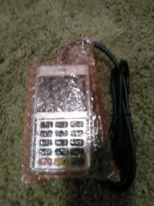 First Data Rp 10 Pinpad Set brand New With Carltn 500 Encryption