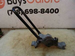 Ridgid 916 Pipe Roll Groover 2 6 Inch Great Shape 4