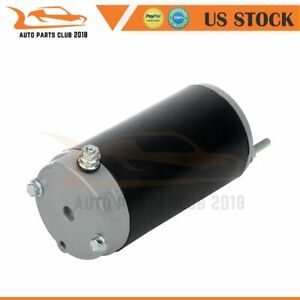 Snow Plow Lift Motor For Meyer E47 Pump 6579 M0551046a Mm48826 Sm48826 Amt0300