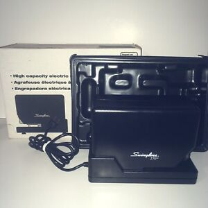 Swingline 270 Electric High Capacity Stapler Commercial Heavy Duty 69270 Tested