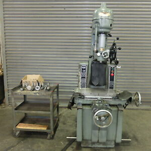 Moore No 1 1 2 Precision Jig Borer Re manufactured By Moore well Tooled