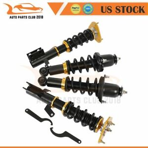 Coilovers Struts For Toyota Corolla 2009 2017 Adj Height Suspension Springs Kits