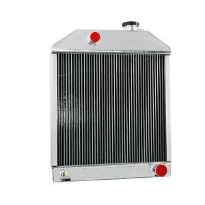 C7nn8005h Aftermarket 4 row Radiator For Ford new Holland 2000 2600 3000 3600