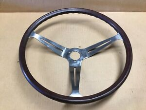 Vintage Vw Empi Gt Steering Wheel