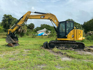 Cat 310 Excavator Fully Loaded Very Low Hours 229 6