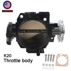 70mm Throttle Body For Honda K series K20 civic ep3 Type R for Integra Dc5