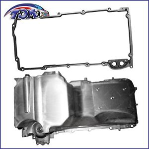 Engine Oil Pan W Gasket For Cadillac Chevrolet Gmc Workhorse Custom Chassis
