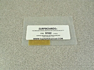 1pc Surfboards 9162 Prototyping Pcb W extra Smd Pads Soic16 05 Lead Pitch