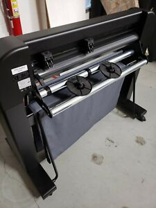 Summa Cutting Plotter Machine Slightly Used Drag Knife With Turbocut