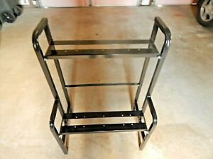 6 Head Rack 5 Way Bulk Vending Stand For Toy Gumball Candy Stickers Machine