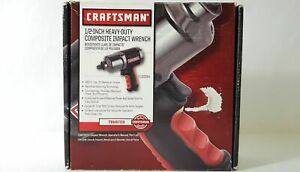 Craftsman 1 2 Inch Heavy Duty Composite Impact Wrench 919984