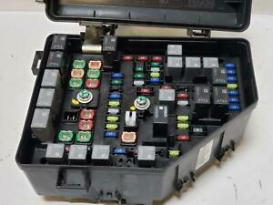 2012 Buick Enclave Engine Fuse Relay Box 20972849