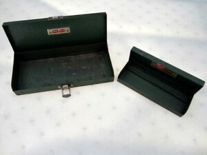 Vintage Sk Wayne 1 4 1 2 Drive Socket Set Steel Case Tray Made In Usa
