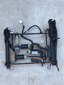 1999 2001 Dodge Ram 1500 2500 3500 Extended Cab Front Left Power Seat Track Oem