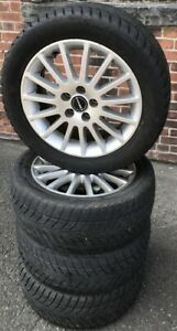 Borbet Wheels Rims With Tires 205 50 15