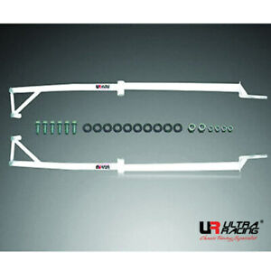 Ultra Racing 8 Point Side Lower Bar For Nissan Cefiro A31 2 0 88 94 Sd8 934